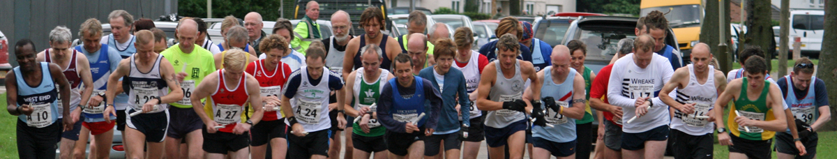 Leicestershire Running and Athletics Network